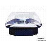 Холодильная витрина Cryspi ВПС 0,179-1,192 (Magnum OC 90 Д) (RAL 7016)