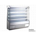 Горка холодильная Jordao MFP4 SLIM 090 LACT.C/GP K.EV.SK (цвет белый)