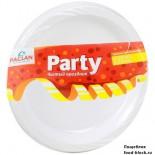 Paclan тарелка из полистирола, 230 мм, 12 шт