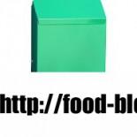 Почтовый ящик с замком Зеленый