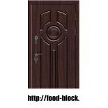 Металлическая дверь Пулестойкая дверь АКМ