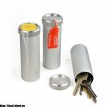 Пенал с резьбовой крышкой (металл) 250