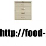 Картотечный шкаф BISLEY BA 3/9L (PC 115)