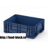 Ящик пластиковый универсальный R-KLT 4315 (147,5/297/396)