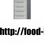 Картотечный шкаф BISLEY BCF 64 (B64)*