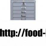 Картотечный шкаф BISLEY BA 3/10L (PC 117)