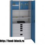 Шкаф ITP-113S-3S-1L